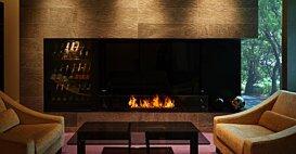 XL1200 Range - In-Situ Image by EcoSmart Fire