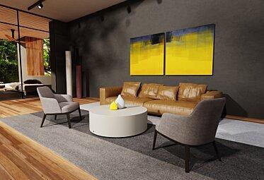 Indoor Living area - Coffee Tables Ideas