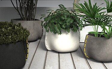 Stitch 100 Planter - In-Situ Image by Blinde Design