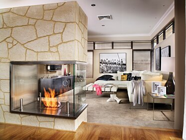 C Fire - Residential Spaces