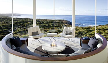 Southern Ocean Lodge - Residential Spaces