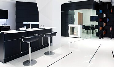 Snaidero Showroom - Commercial Spaces