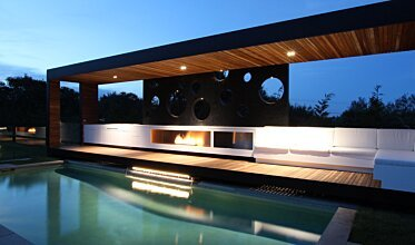 Portsea Private Pool Pavilion - Residential Spaces