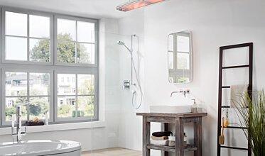 Vision Bathroom - Infrared Radiant Heater Ideas