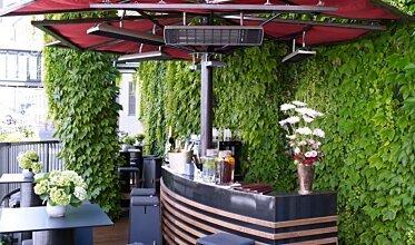 Spot - Hotel Platzl - Infrared Radiant Heater Ideas