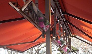 Vision - Restaurant - Infrared Radiant Heater Ideas