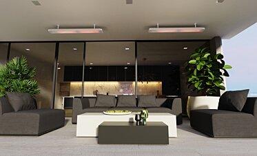 Residental - Infrared Radiant Heater Ideas