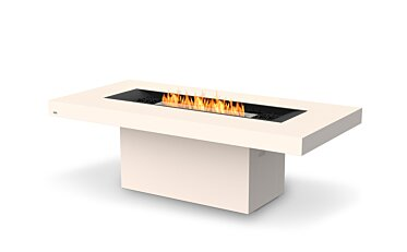Gin 90 (Dining) Fire Pit - Studio Image by EcoSmart Fire