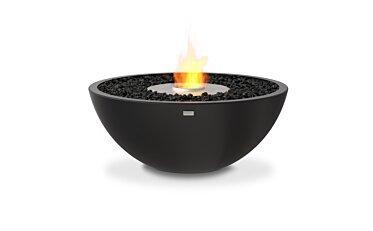 Mix 850 Fire Pit - Studio Image by EcoSmart Fire
