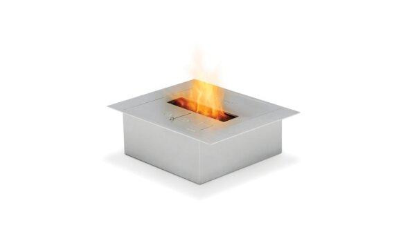 BK5 Range - Ethanol / Stainless Steel by EcoSmart Fire