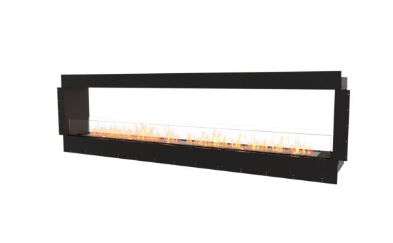Flex 104DB Double Sided - Ethanol / Black / Uninstalled View by EcoSmart Fire