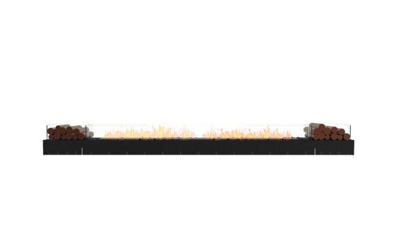 Flex 140BN.BX2 Bench - Ethanol / Black / Uninstalled View by EcoSmart Fire
