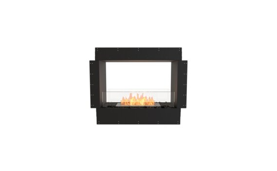 Flex 32DB Double Sided - Ethanol / Black / Uninstalled View by EcoSmart Fire