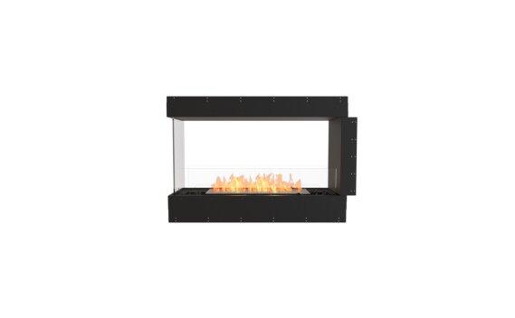 Flex 42PN Peninsula - Ethanol / Black by EcoSmart Fire