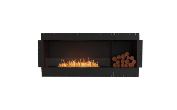 Flex 68SS.BXR Single Sided - Ethanol / Black / Uninstalled View by EcoSmart Fire