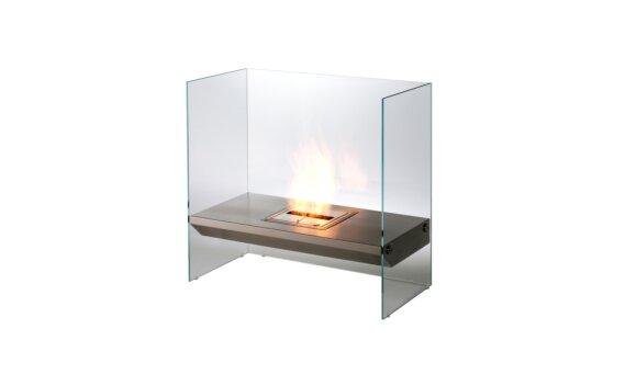 Igloo Range - Ethanol / Stainless Steel by EcoSmart Fire