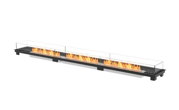 Linear 130 Fireplace Insert - Ethanol / Black by EcoSmart Fire