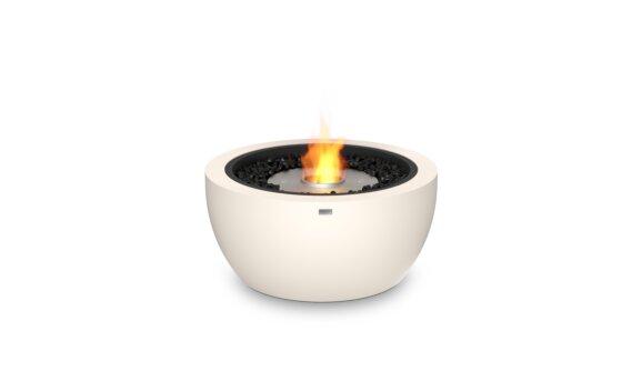 Pod 30 Fire Pit - Ethanol / Bone by EcoSmart Fire