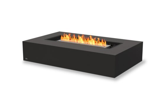 Wharf 65 Fire Pit - Ethanol / Graphite by EcoSmart Fire