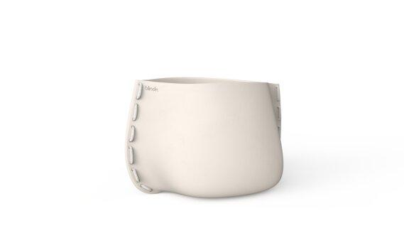 Stitch 50 Planter - Bone / White by Blinde Design