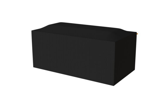 Gin 90 Bar Cover Protective Cover - Black by EcoSmart Fire