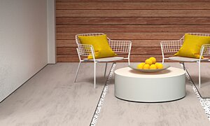 Circ L1 Coffee Table - In-Situ Image by Blinde Design