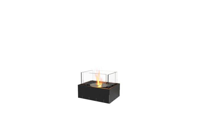 Flex 18BN Bench - Ethanol / Black / Uninstalled View by EcoSmart Fire