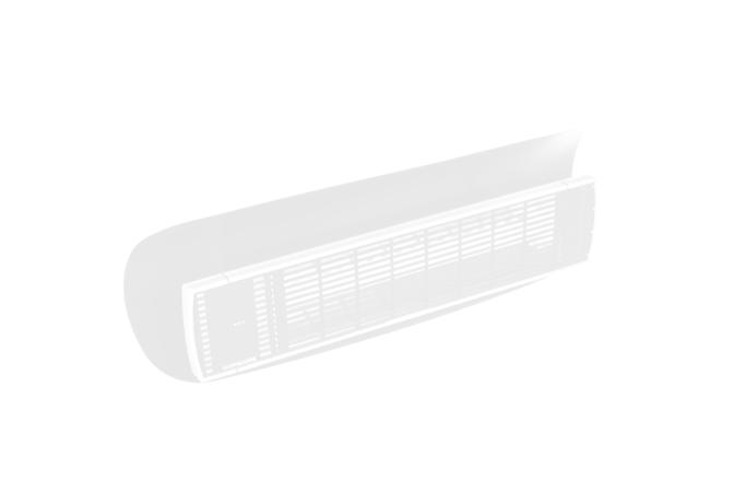 Weathershield 3 White HEATSCOPE® Accessorie - White / White by Heatscope