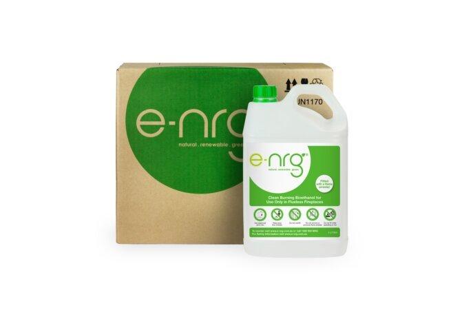 e-NRG Bioethanol Fuel Bioethanol Fuel - Studio Image by MAD Design Group