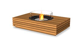 Martini 50 Fire Pit - Studio Image by EcoSmart Fire