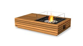 Manhattan 50 Fire Pit - Studio Image by EcoSmart Fire