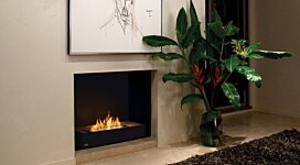 Grate 30 Built-In - In-Situ Image by EcoSmart Fire
