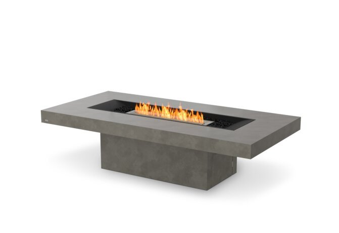 Gin 90 (Chat) Fire Pit - Ethanol / Natural by EcoSmart Fire