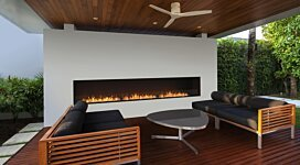 Flex 86SS.BX2  - In-Situ Image by EcoSmart Fire