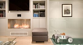 Firebox 1200SS Built-In - In-Situ Image by EcoSmart Fire