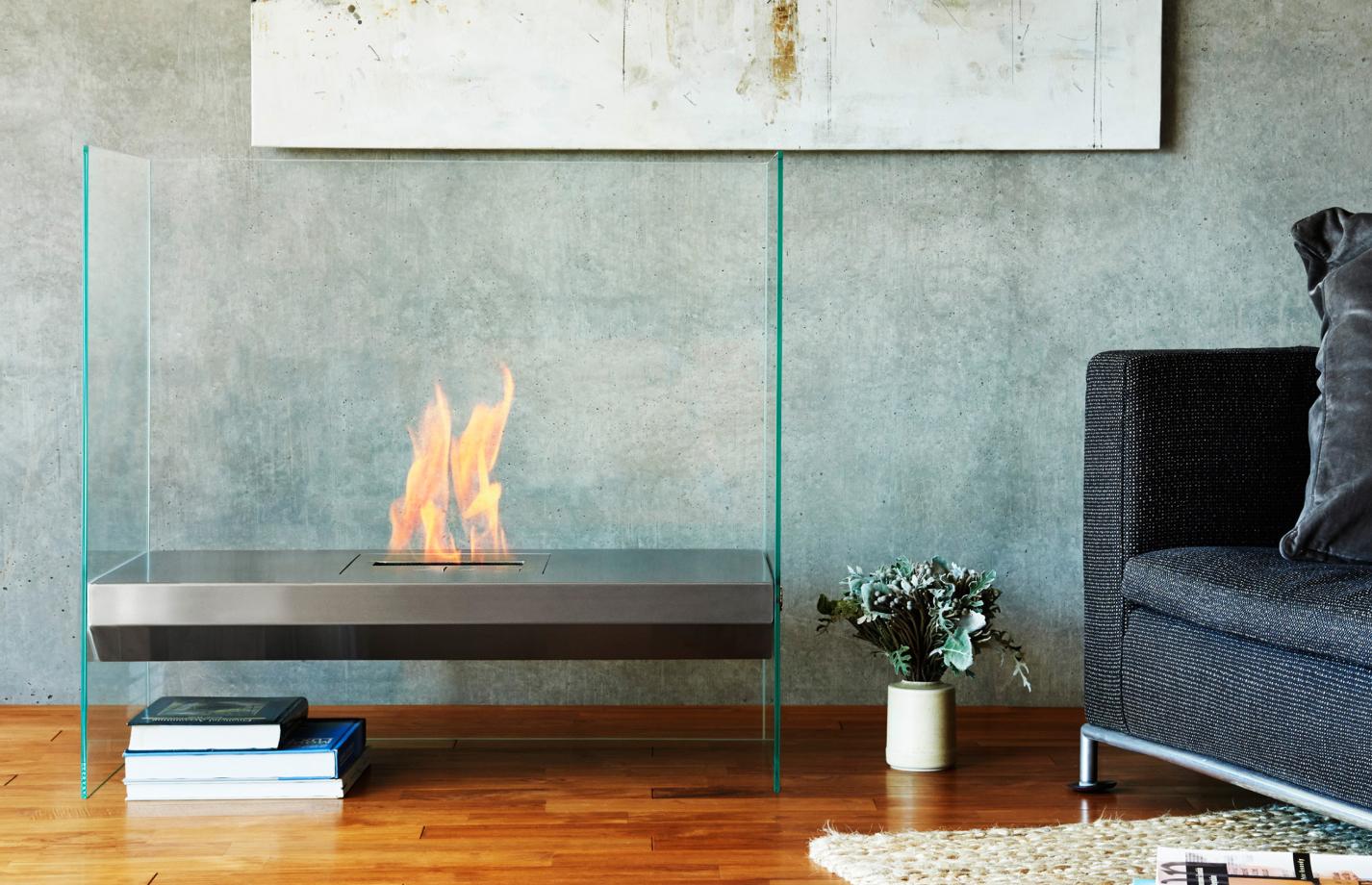 Igloo Fireplace