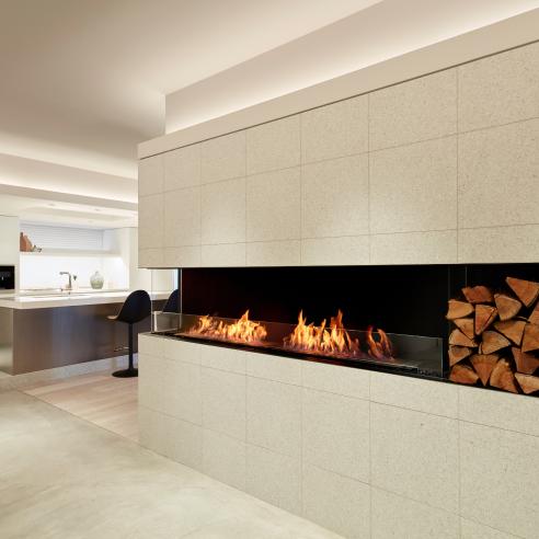 Corner Fireplace Inserts