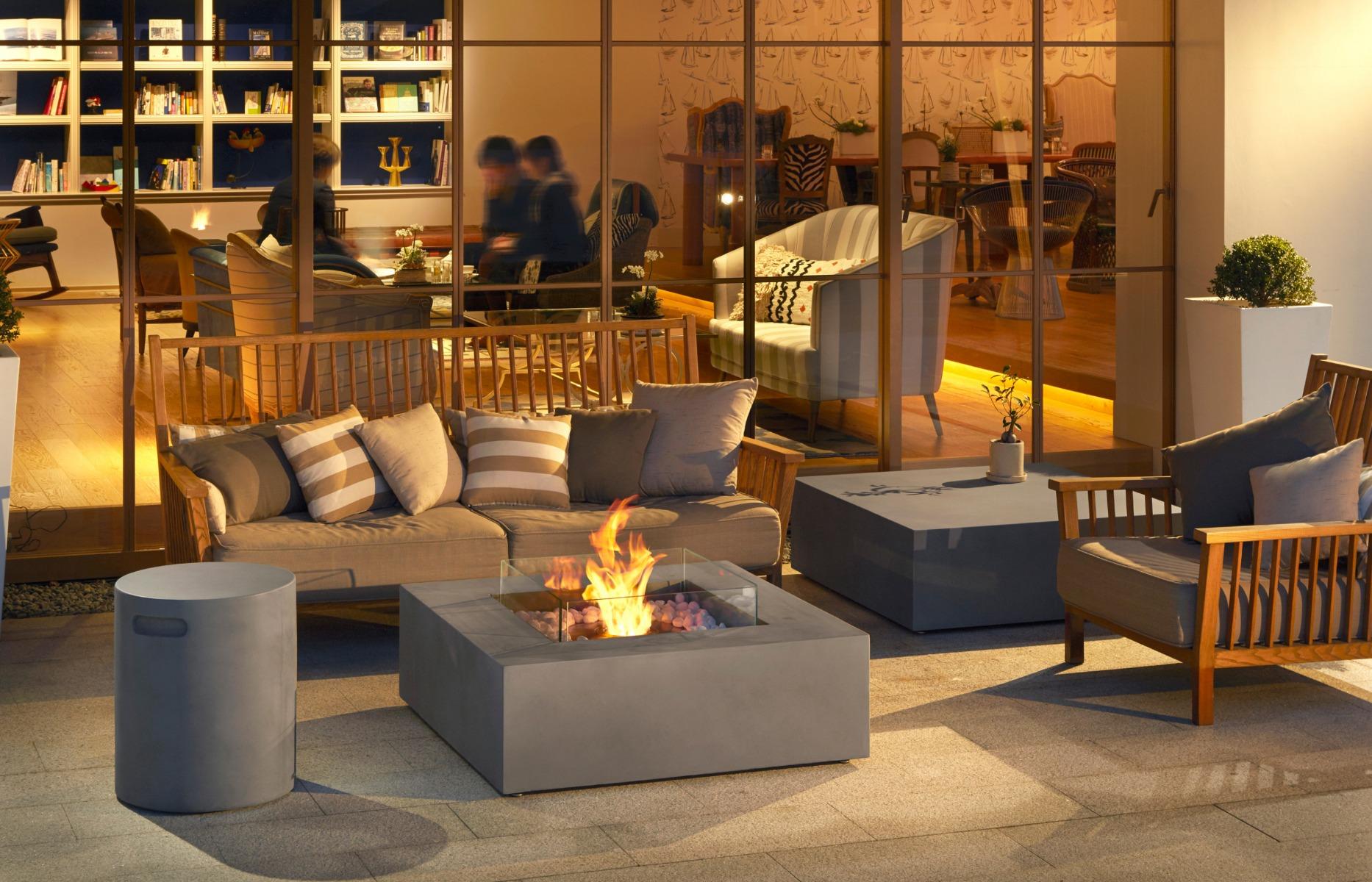 EcoSmart Fire base fire tables