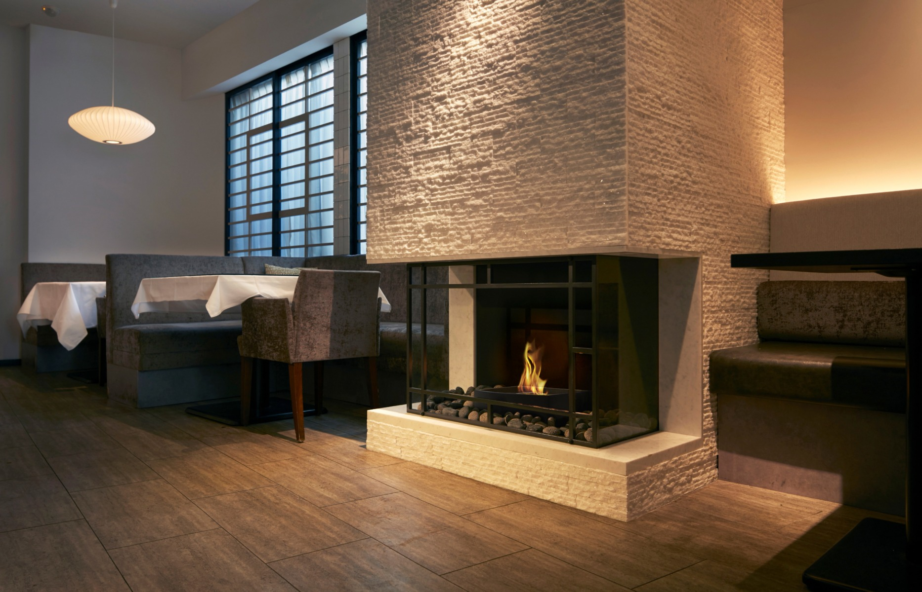EcoSmart Fire grate 18 fireplace